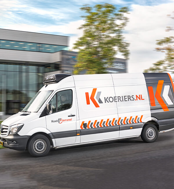 Koeriers.nl bus